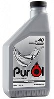 Purol ONYX Series Premium Break In Oil SAE 40