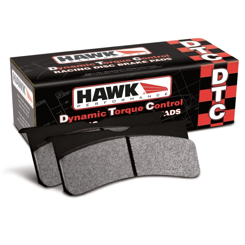 Hawk 2001-2006 BMW M3 Base DTC-60 Race Rear Brake Pads