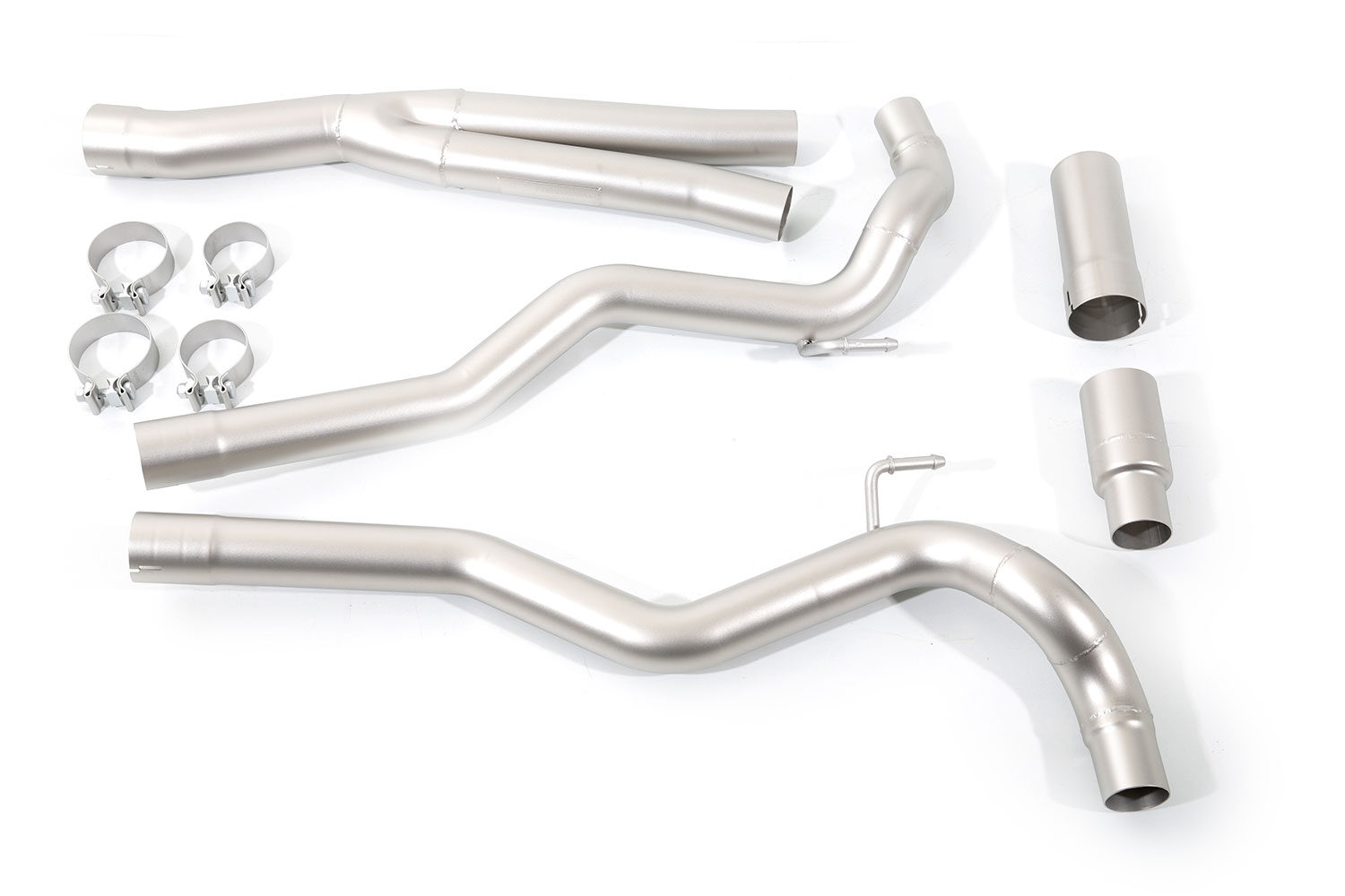 CP-e Ford Mustang EcoBoost Ausenite Mid Exhaust System