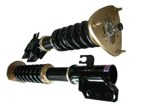 Bc racing coilovers for genesis coupe 2 0t 3 8 for Suspension originale