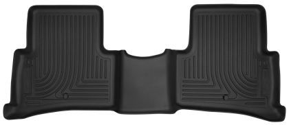 Husky Liners 16-17 Hyundai Tucson X-Act Contour Black Floor Liners (2nd Seat)