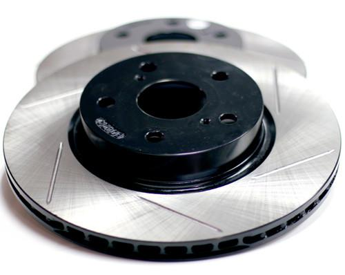 StopTech Power Slot Evo 10 Slotted Rotors