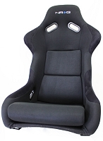 NRG Innovations FRP-300 Fiber Glass Bucket Seat Large