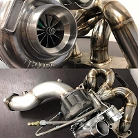 Garrett GT / GTX turbo kit for 2010-2014 Hyundai Genesis Coupe 2.0T