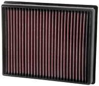 K&N Intake Drop in Air Filter for 2015-2019 Edge Sport / ST