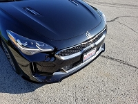 Aerotekk Front Street Splitter for 18+ Kia Stinger