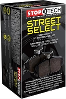 StopTech 2001-2006 BMW M3 Base Street Select Brake Pads - Front/Rear