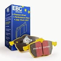 EBC 01-06 BMW M3 3.2 (E46) Yellowstuff Rear Brake Pads