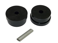 Torque Solution Engine Mount Inserts: Mitsubishi Evolution X 2008+