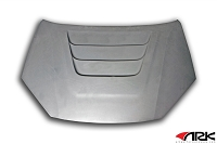 ARK C-FX Type2 Fiberglass Hood for Genesis Coupe 2013+