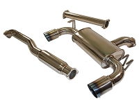 Megan Racing OE-RS Cat-Back Exhaust System 08+ Evo X
