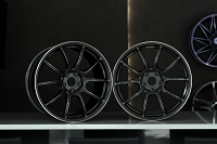 Bavar Racing BVR02 Wheel Pacakge 18x9.5 + 40 (Flush Fitment)