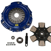 Spec Stage 3 Semi-Metallic 6-Puck Clutch Kit 08+ Evo X