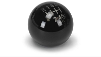Sxth Element Engineering Spherical Weighted Shift Knob with 34mm Reverse Lockout Cavity (Fits most vehicles with threaded shifters)