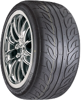 Tri-Ace Tires Racing King 235/35R19-160AA Red Smoke