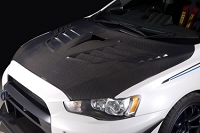 VARIS COOLING BONNET VER 2, SYSTEM 2, CARBON