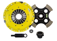 ACT 01-06 BMW M3 E46 XT/Race Rigid 4 Pad Clutch Kit