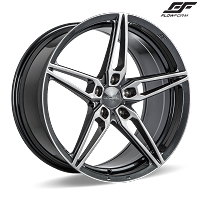 Ace Alloy Wheels AFF01 Flow Form Wheels for Genesis Coupe (19