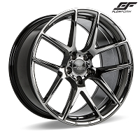 Ace Alloy Wheels AFF02 Flow Form Wheels for Genesis Coupe (19