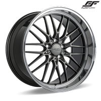 Ace Alloy Wheels AFF04 Flow Form Wheels for Genesis Coupe (20