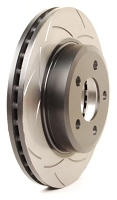 DBA Subaru/Scion BRZ/FR-S Limited&Premium Front Slotted Street Series Rotor