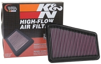 K&N 2018 Kia Stinger GT V6-3.3L Right Side Drop In Air Filter