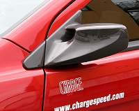CHARGESPEED AERO MIRROR CARBON PAIR