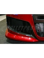 CHARGESPEED SIDE DUCT COWL CARBON FOR CHARGE SPEED TYPE-1 BUMPER ONLY (PAIR)