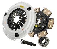 Clutch Masters 01-05 BMW M3 3.2 E46 6 Sp FX400 Clutch Kit 6-Puck Sprung Disc