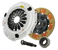 Clutch Masters 01-05 BMW M3 3.2 E46 6 Sp FX300 Clutch Kit Sprung Disc