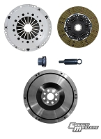 Clutch Masters 01-05 BMW M3 3.2L E46 FX200 Clutch Kit w/Steel Flywheel