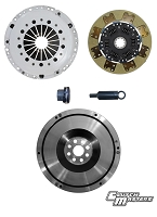 Clutch Masters 01-05 BMW M3 3.2L E46 FX300 Clutch Kit w/Steel Flywheel