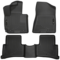 Husky Liners 2016 Hyundai Tucson WeatherBeater Combo Black Floor Liners