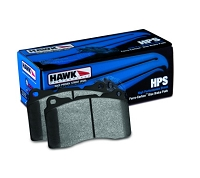 Hawk BRZ/FRS HPS Street Rear Brake Pads