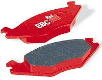 EBC Red Stuff Brake Pads Genesis Coupe (Brembo)