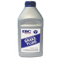 EBC DOT-4 Brake Fluid 1 Litre
