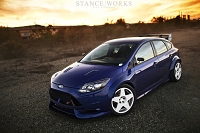 Fifteen52 Focus ST MK3 Flare Kit (Wide Body Kit)