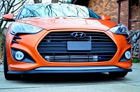 TS Front Mount Intercooler Kit for 2013+ Hyundai Veloster Turbo