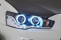 VARIS VER. ULTIMATE LED CCFL ANGEL EYES HEADLIGHTS