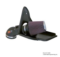 K&N 01-05 BMW E46 M3 3.2L F/I Performance Intake Kit