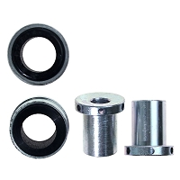 Whiteline Camber Correction Bushing Kit Rear Upper Outer Focus ST 2013-2017