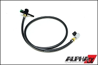 AMS Mitsubishi Lancer Evolution X Fuel Feed Drain Line
