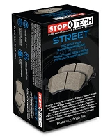 StopTech Street Touring Brake Pads 2014-2019 Ford Fiesta ST (Rear)