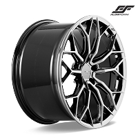 Ace Alloy Wheels AFF09 Flow Form Wheels for Genesis Coupe (20