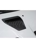 VOLTEX BONNET AIR INTAKE, WET CARBON