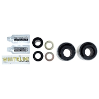 Whiteline Caster Correction Bushing Kit Front Lower Focus ST 2013-2017