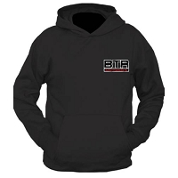BTR Triple Layer Logo Pullover Hoodie