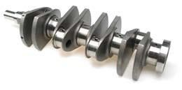 Brian Crower Crankshaft - Mitsubishi 4B11T 98mm Stroke 4340 Billet