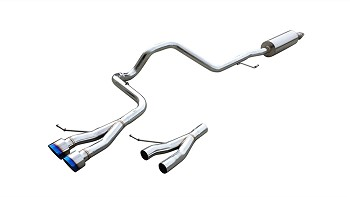CNT Racing Hyundai Veloster Turbo catback exhaust with