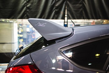 Agency Power Rear Spoiler Risers Ford Focus RS | ST